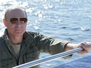 """Tạp chí Time: Tổng thống Putin """"bao phủ"""" toàn cầu"""