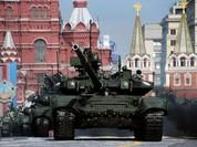Cận cảnh Nga luyện duyệt binh hoành tráng mừng Ngày Chiến thắng