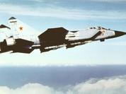 Máy bay tiêm kích vượt thời gian MiG 31