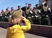 Những điều thú vị quanh lễ diễu binh Ngày Chiến thắng của nước Nga