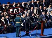Tổng thống Putin 'sòng phẳng' với Thủ tướng Anh