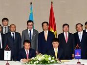 Việt Nam muốn đẩy mạnh hợp tác dầu khí với Kazakhstan