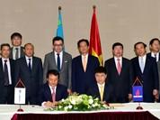 Công bố loạt ưu đãi hàng hóa Việt Nam với Liên minh Kinh tế Á - Âu