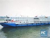 Tàu chở hơn 450 người chìm ở Trung Quốc