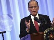 """Tổng thống Philippines """"ám chỉ"""" Trung Quốc với Đức Quốc Xã"""