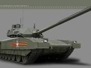 Siêu xe tăng Armata: Hổ thêm cánh