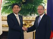 Philippines, Nhật Bản sẵn sàng đàm phán phối hợp lực lượng