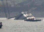 Vụ tàu chìm ở Trung Quốc: Tìm thấy 331 thi thể, hơn 100 người mất tích