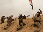 IS bị đánh tan tác khi tấn công thị trấn ở Iraq