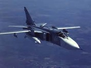 Su-24 và đối thủ truyền kiếp khu trục hạm NATO trên biển Đen