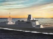 Trung Quốc khoe tàu chiến 'khủng' nhất châu Á