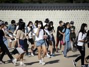 Hàn Quốc 'ngập' khẩu trang vì MERS
