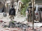 Phe nổi dậy chiếm căn cứ quân sự quan trọng ở Syria