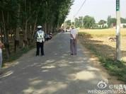 Xả súng ở Trung Quốc, 5 người chết