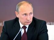 Tướng Mỹ: Ông Putin đáng kính và đáng sợ nhất thế giới