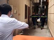 Hiện trường vụ hỏa hoạn khiến 5 người tử vong
