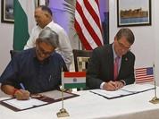 Mỹ và Ấn Độ ký thỏa thuận hợp tác quốc phòng 10 năm