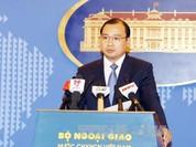 Tàu thăm dò dầu của Trung Quốc đã ra khỏi vùng biển Việt Nam