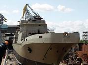 Nga khởi đóng tàu đổ bộ hạng nặng lớp Ivan Gren thứ 2