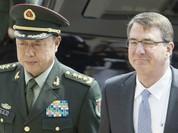 Mỹ kêu gọi dừng cải tạo ở Biển Đông khi tiếp tướng Trung Quốc