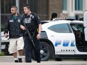 Mỹ: Đấu súng dữ dội với cảnh sát, nghi phạm bị bắn chết