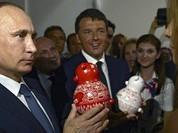 """Tổng thống Putin đến Italia, Mỹ """"phát hoảng"""""""