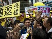 Phát hiện bom, Hong Kong bắt gữ 9 nhà hoạt động chính trị