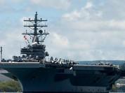Mỹ đưa tàu sân bay hiện đại nhất tới Biển Đông