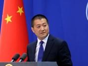 Trung Quốc tuyên bố sắp cải tạo xong các bãi đá ở Biển Đông