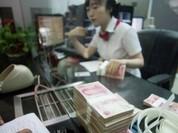 Ngân hàng Trung Quốc ngừng làm ăn với nhà băng Nga vì trừng phạt