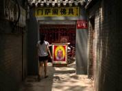 Vì sao quan to Trung Quốc thường kết giao với thầy tâm linh