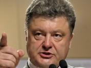 """Tổng thống Ukraine: Khoản vay 3 tỷ USD của Nga là """"hối lộ"""""""