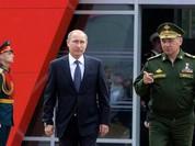 Phương Tây bàng hoàng trước tin sốc từ Putin