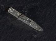 Trung Quốc đưa tàu chiến tới bãi đá Vành Khăn