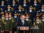 Tổng thống Putin công bố mở cửa 'Công viên yêu nước'