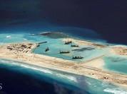 """Báo Nhật """"bóc mẽ"""" tuyên bố ngừng xây đảo ở biển Đông của Trung Quốc"""