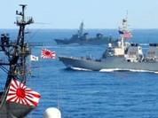 Tuần tới, Mỹ, Nhật và Philippines tập trận quy mô lớn trên Biển Đông
