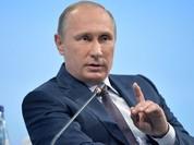 Putin nói Mỹ đẩy Nga tới cuộc chạy đua vũ trang mới