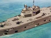 Nga tính thay thế chiến hạm Mistral bằng lớp tàu mạnh mẽ hơn