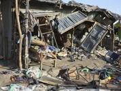 2 thiếu nữ đánh bom làm 30 người Nigeria chết