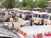 Nắng nóng thiêu đốt, 570 người Pakistan chết