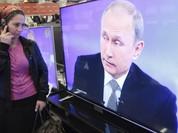 Dân Nga nghĩ gì về ông Putin và ông Obama?