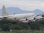 """Máy bay săn ngầm Nhật Bản lượn trên bãi Cỏ Rong """"trêu"""" Trung Quốc"""