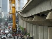 Tại sao đường sắt đô thị Cát Linh - Hà Đông uốn lượn mấp mô?