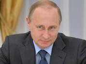 """Ông Putin: """"Không thể tiếp tục hạ giá khí đốt cho Ukraine"""""""