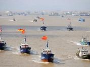 Trung Quốc chuẩn bị hơn 170.000 tàu dân sự cho chiến tranh