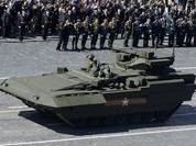 """Xe chiến đấu T-15: """"Nguy hiểm"""" không kém siêu tăng Armata T-14"""