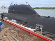Nga phát triển tàu ngầm hạt nhân đa dụng tối tân nhất