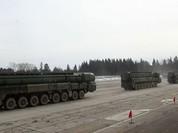 Tên lửa chiến lược: Công cụ chính trị nặng ký của Nga?