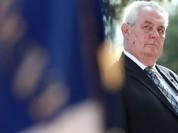 """Tổng thống Séc: """"Hoa Kỳ đã mất khả năng đánh giá khách quan về tình hình thế giới"""""""